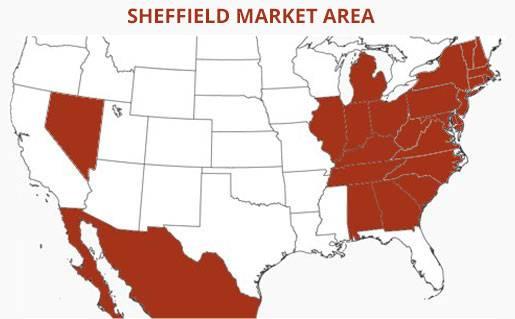 sheffield steel market area 2017