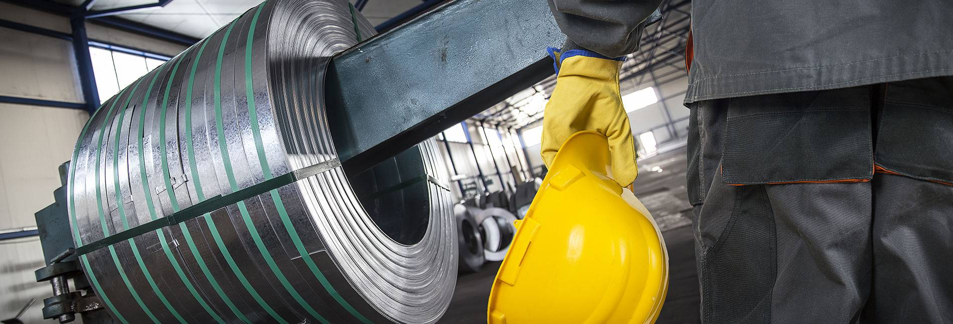 rolled steel provider